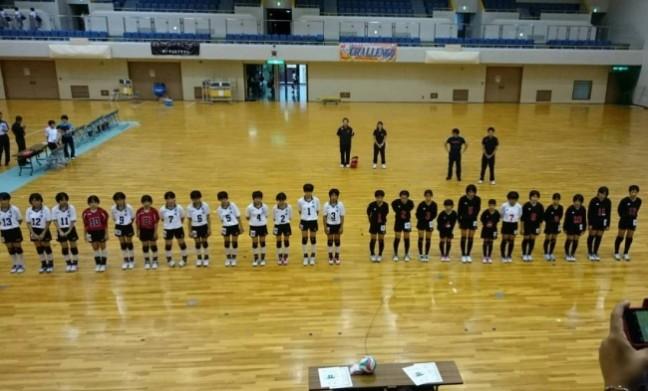 003淡河中学校神戸市総体優勝